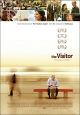 "Carátula del DVD: ""The Visitor"""