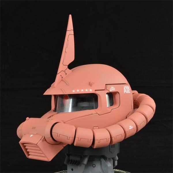1/35 Zaku II Char Custom