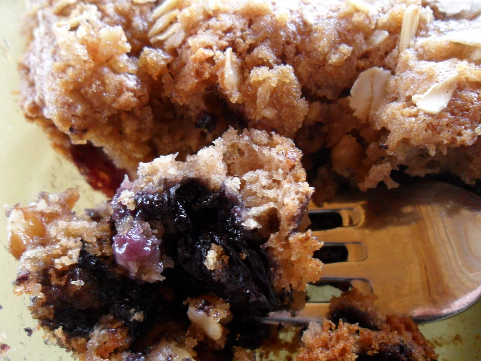 Turnips 2 Tangerines: Blueberry Spice Coffee Cake