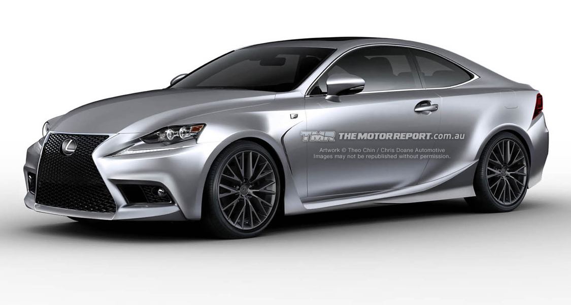 new car releases 20152015 Lexus IS F Concept Release Date  New Car Release Date and