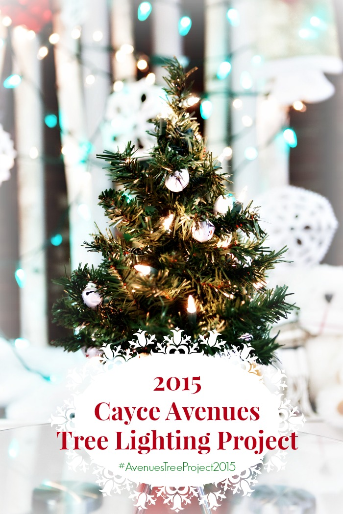 The Avenues Association Christmas Tree Project is underway. Please keep your eyes open for ordering flyers in the first week of November; if we don't have a street represenative for your section, we you can still order online at http://cayceavenues.blogspot.com/p/avenues-tree-lighting-project.html #AvenusTreeProject2015