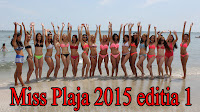 Miss Plaja 2015 editia 1