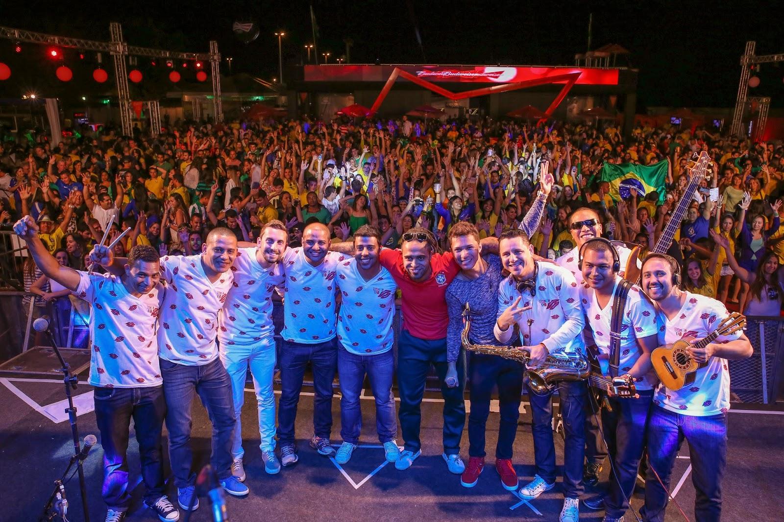 banda do primeiro beijo no santa copa em brasilia