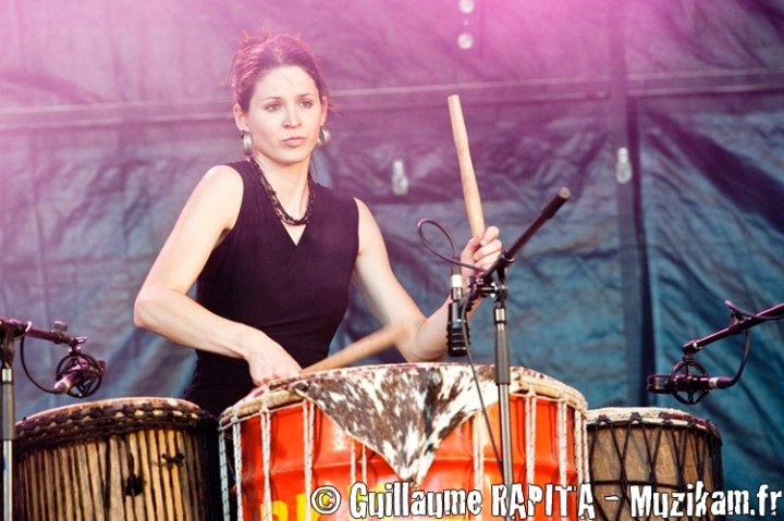 Judith Ricard Percussions