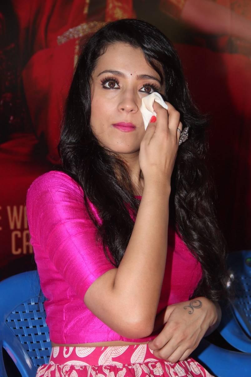 Actress clip movie trisha