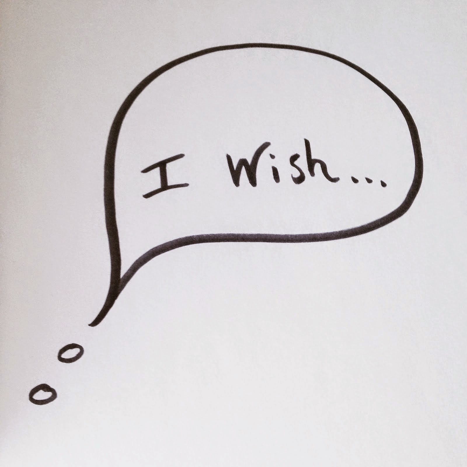 What do you wish for? Click on the image to answer.