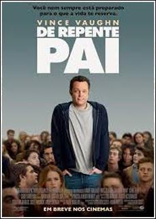Filme Poster De Repente Pai TS XviD & RMVB Dublado