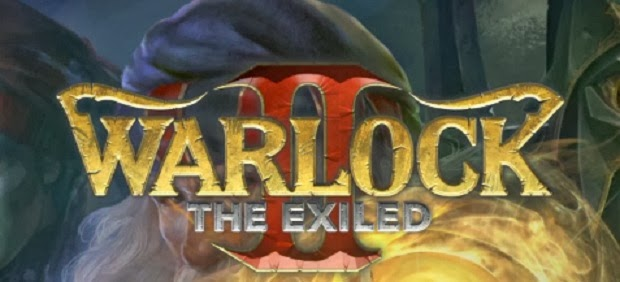 Warlock 2: The Exiled logo