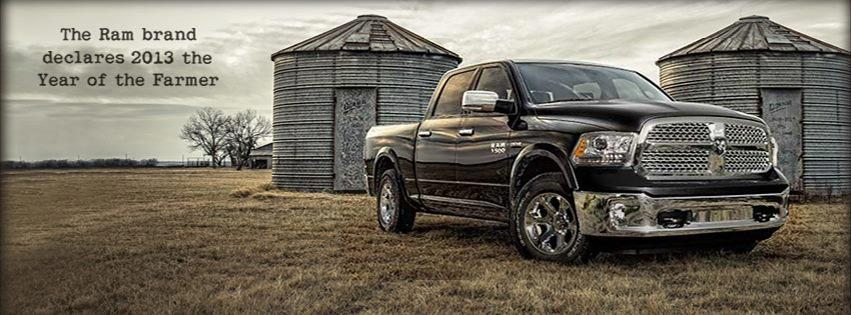 "Ram Trucks Declares ""The Year of the Farmer"""