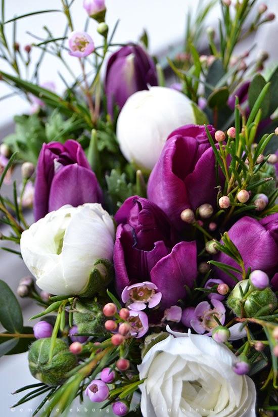 vårblommor, tulpan, tulips, springflowers, bukett tulpan, tulpanbukett, bouquet tulips