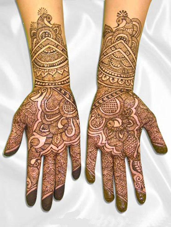 Mehndi For N Brides : Amazing funny pictures beautiful mehndi designs for