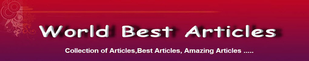 world Best Articles