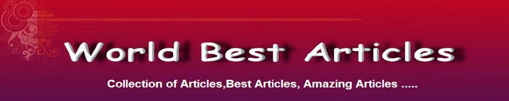 world Best Articles
