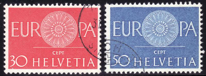 Europa Stamp Covers