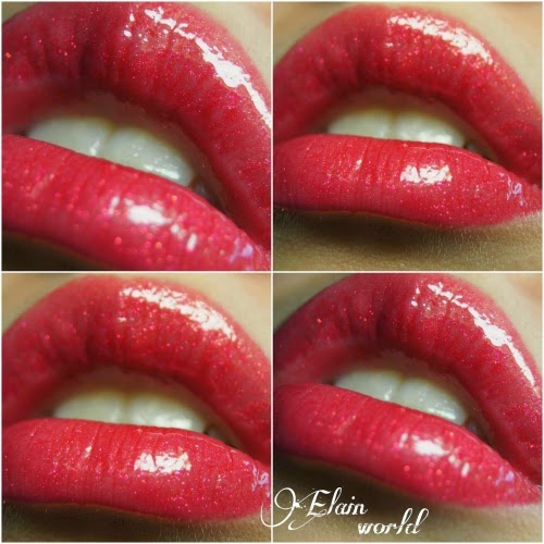 Nars viva lip gloss