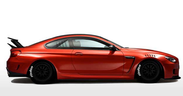 2013 BMW M6 6R by Risden Engineering