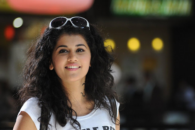 Taapsee Pannu in Mr Perfect