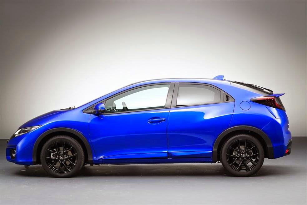2015 Hoinda Civic 1 -  - So sánh Toyota Camry 2015 và Honda Civic - Sự so sánh khập khiễng