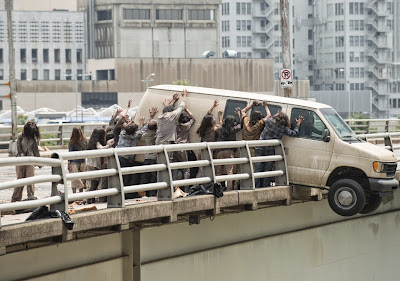 "The Walking Dead - 5x06 - ""Consumati"" (titolo originale ""Consumed"")"