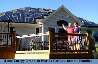 Home Energy Grants in Florida For Low Income Families