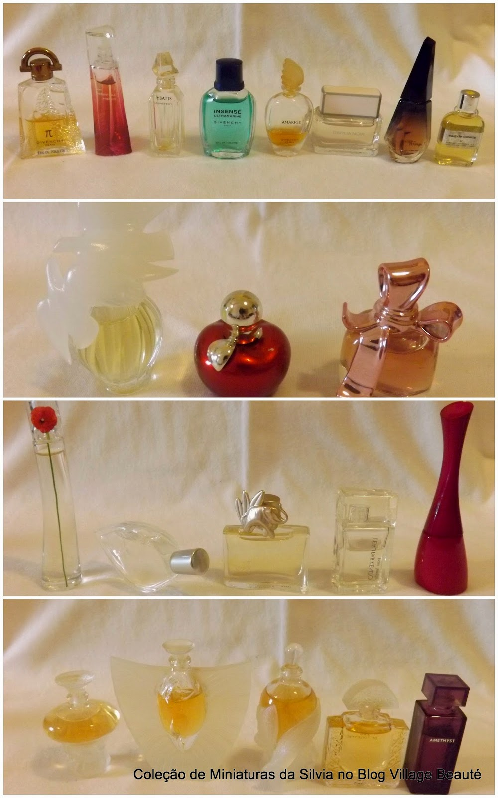 MINI FRAGRANCE COLLECTION
