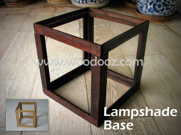 Base for the frame