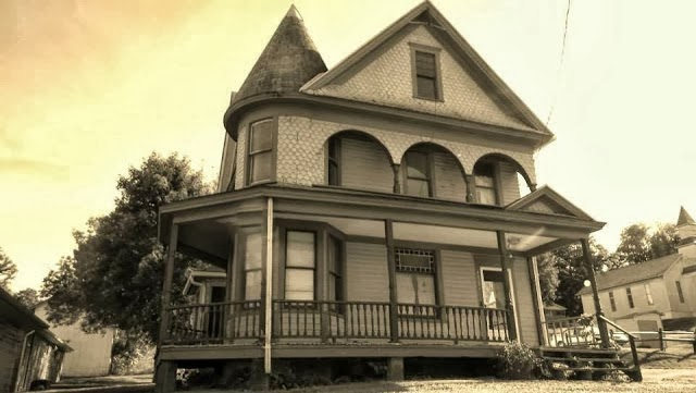 Check out the Haunted Rogers House Fan Page on Facebook!