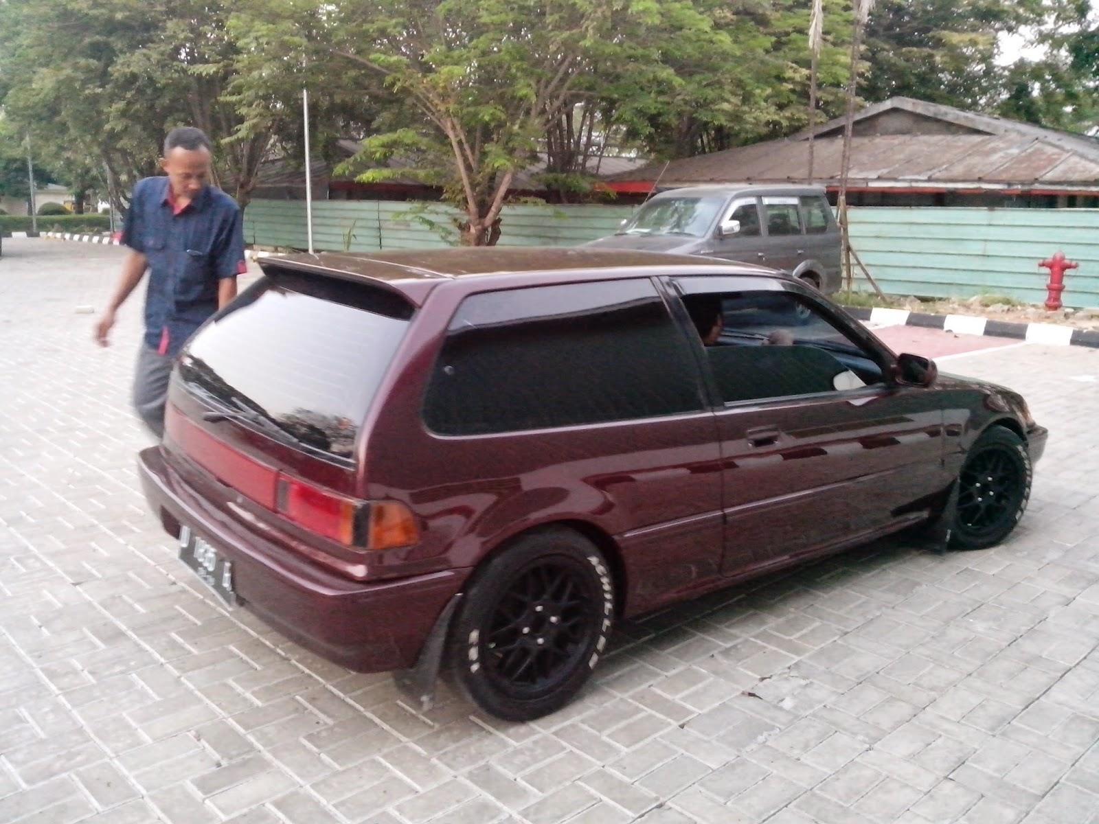 DIJUAL Honda Nouva 1988 Grand Civic 2 Pintu - LAPAK MOBIL ...