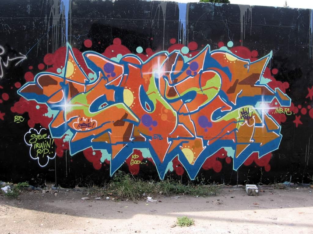 Richard Mirando, conocido como Seen, nacio en 1961 en el Bronx, New York, es uno de los artistas de Graffiti mas conocidos del mundo, considerado una