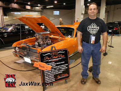 1972 Chevy Nova Jax Wax Chicago World of Wheels