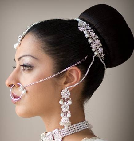 Indian Bridal Latest Hair Style Images 2013 World Latest Fashion Trends