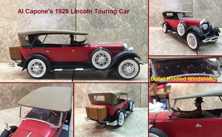 Big Al's 1928 Lincoln Sport Touring Car ~