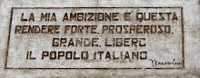MOTTI DELL' ITALIA FASCISTA