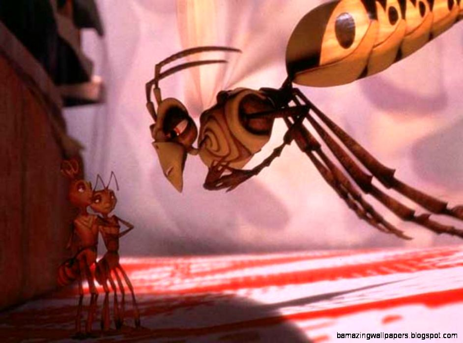 DreamWorks Review 1 Antz  Ink amp Paint Zoology