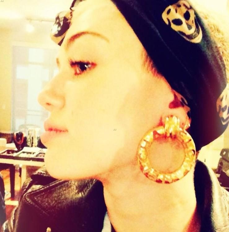 Miley Cyrus: Instagram... Miley Cyrus Instagram