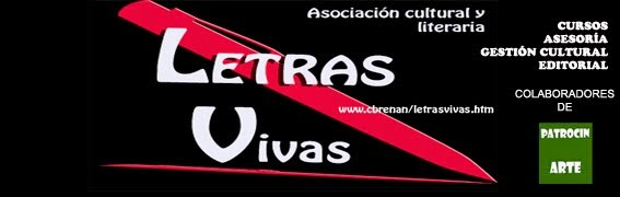 Asociación Cultural «Letras Vivas»