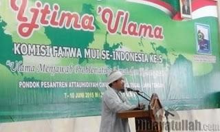 Gagasan Islam Nusantara Sebagai Buah Pemikiran Masih Dangkal