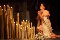 Elisabete Matos protagoniza Tosce en la Ópear de Chile