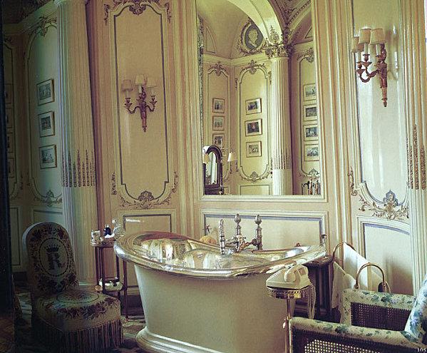 10 excelentes ideas para tener un ba o elegante casas for Salle de bain belle epoque