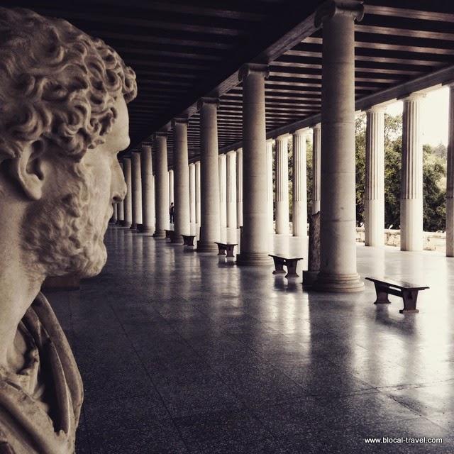 Ancient Agorà, Athens, Greece