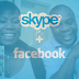 How to make video call with facebook friends in skype