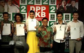 Daftar Urutan Lengkap Nama Artis Jadi Calon Anggota Legislatif Caleg Tahun 2014-2019