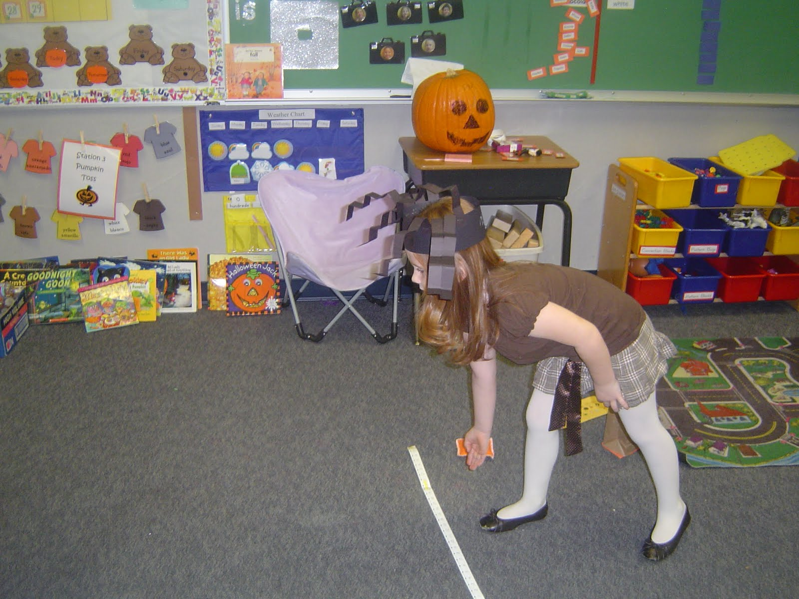 mrs ts first grade class - Halloween Games To Play At School