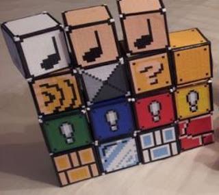 Membuat Box Mainan Warna Warni dari Kardus & Kalender