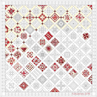 Nearly Insane Quilt - Electric Quilt Software, August 2013 Update