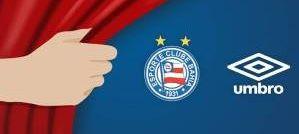 Camisas do Bahia serão apresentadas no Clube Espanhol.