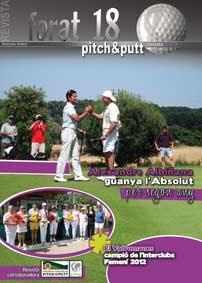 Revista Forat 18 - Juliol 2012