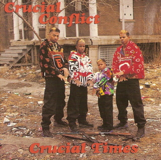 Crucial Conflict – Crucial Times (CD) (1993) (320 kbps)