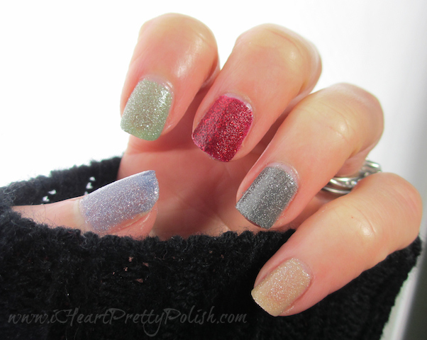 Zoya PixieDust Collection