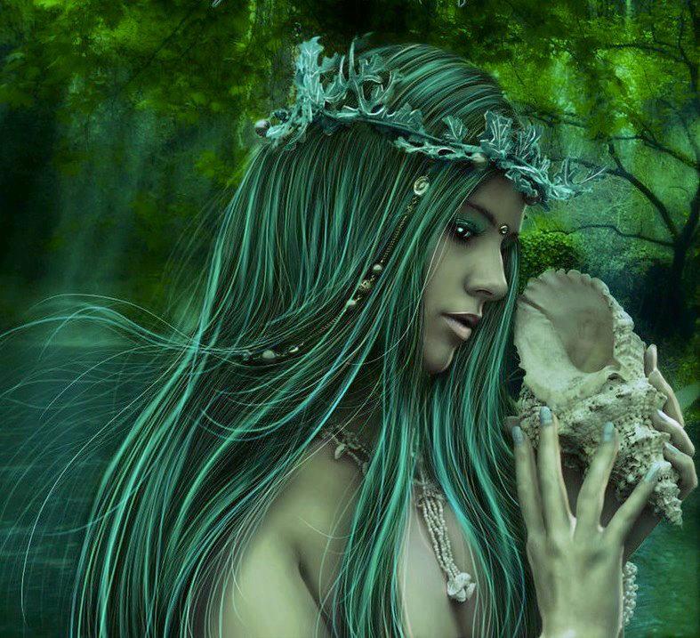 Mermaids calling